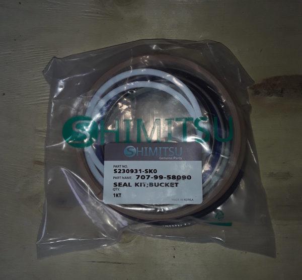 Ремкомплект гидроцилиндр ковша S230931-SK0 PC300-7 Shimitsu
