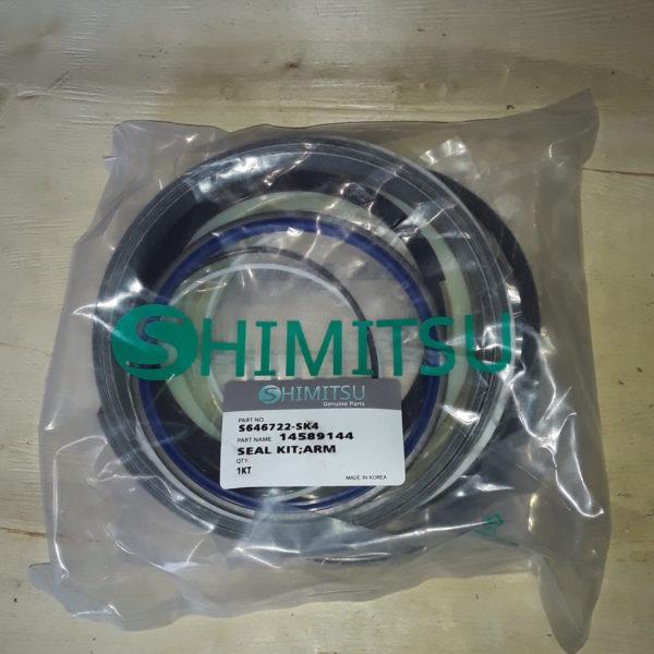 Ремкомплект гидроцилиндр рукояти S646722-SK4 EC460B Shimitsu