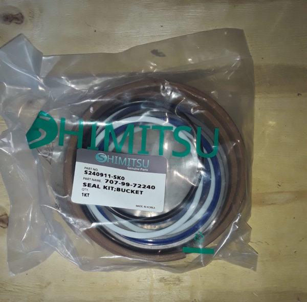 Ремкомплект гидроцилиндр ковша S240911-SK0 PC400-7 Shimitsu
