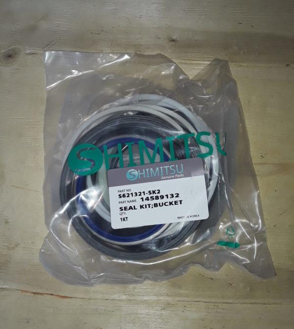 Ремкомплект гидроцилиндр ковша S621321-SK2 EC210B Shimitsu