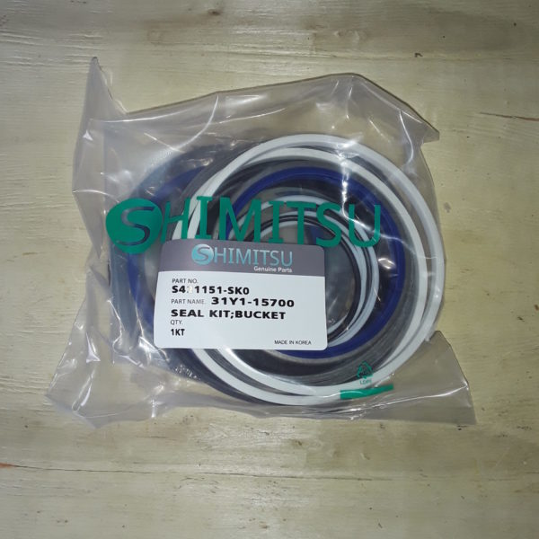 Ремкомплект гидроцилиндр ковша S421151-SK0 R210LC-7 Shimitsu