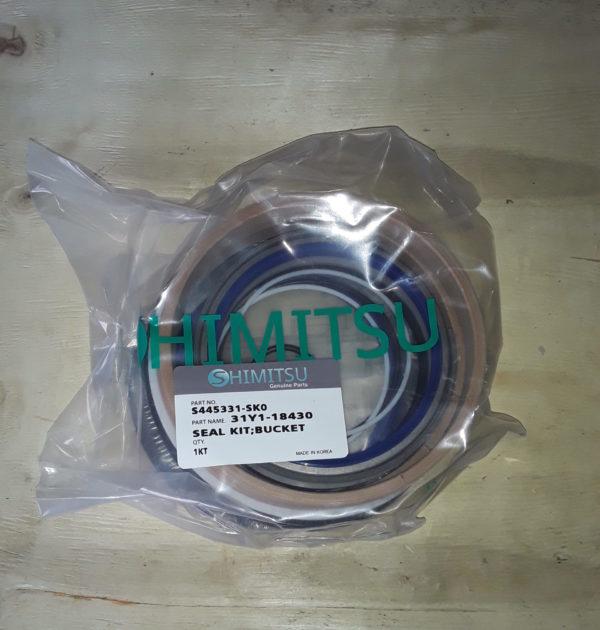 Ремкомплект гидроцилиндр ковша S445331-SK0 R450LC-7 Shimitsu