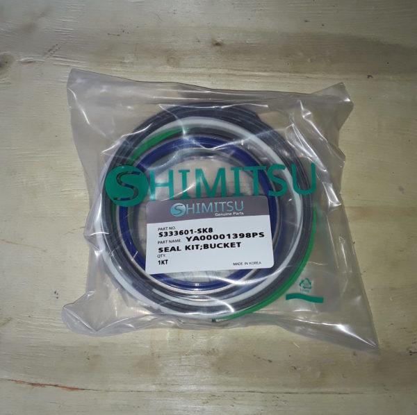 Ремкомплект гидроцилиндр ковша S333601-SK8 ZX330-3 Shimitsu