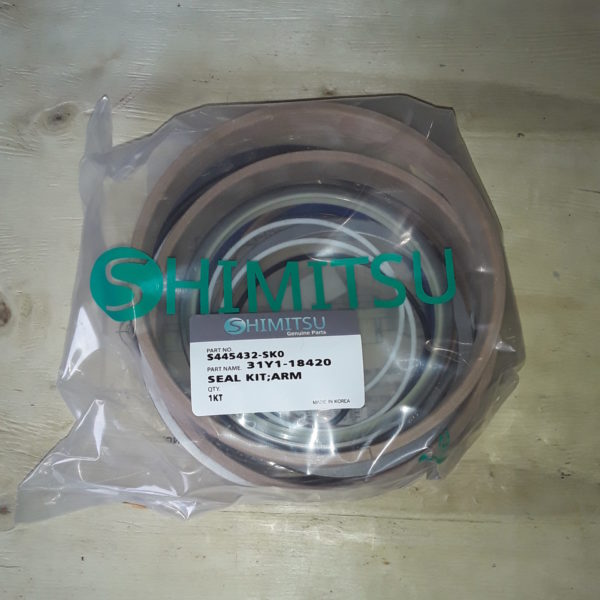 Ремкомплект гидроцилиндр рукояти S445432-SK0 R450LC-7 Shimitsu