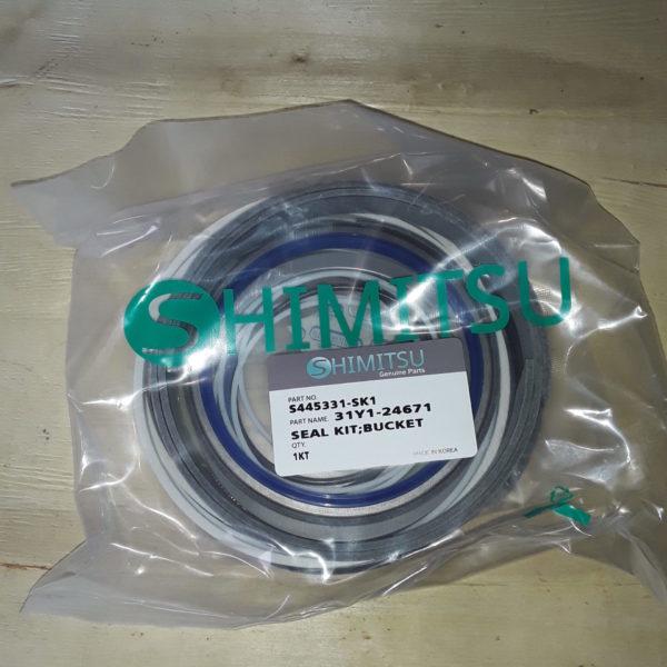 Ремкомплект гидроцилиндр ковша S445331-SK1 R450LC-7 Shimitsu