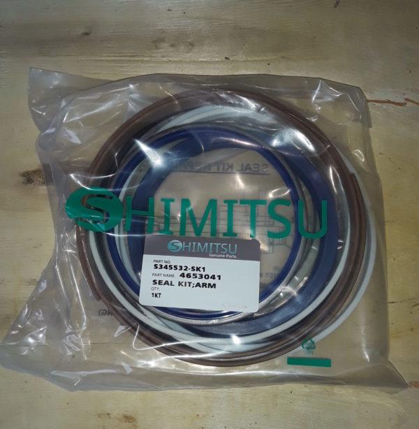 Ремкомплект гидроцилиндр рукояти S345532-SK1 ZX450-3 Shimitsu