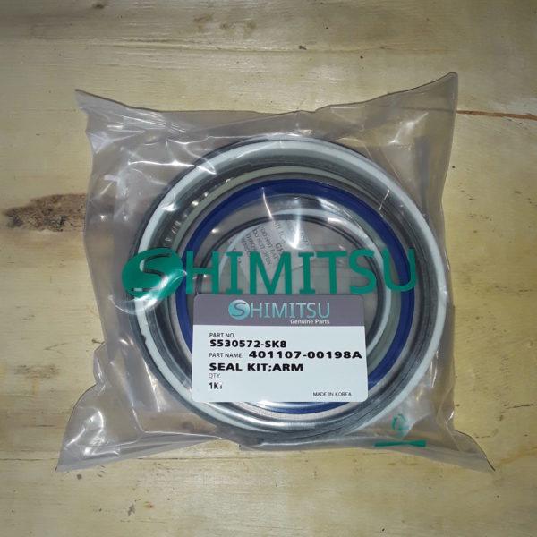 Ремкомплект гидроцилиндр рукояти S530572-SK8 S300LC-V Shimitsu