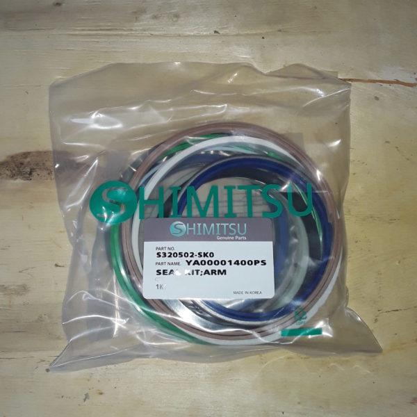 Ремкомплект гидроцилиндр рукояти S320502-SK0 ZX200-3 Shimitsu
