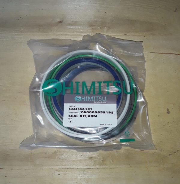 Ремкомплект гидроцилиндр рукояти S324642-SK1 ZX240-3 Shimitsu