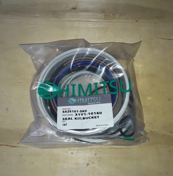 Ремкомплект гидроцилиндр ковша S425101-SK0 R250LC-7 Shimitsu