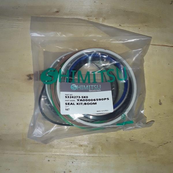 Ремкомплект гидроцилиндр стрелы S324273-SK0 ZX240-3 Shimitsu